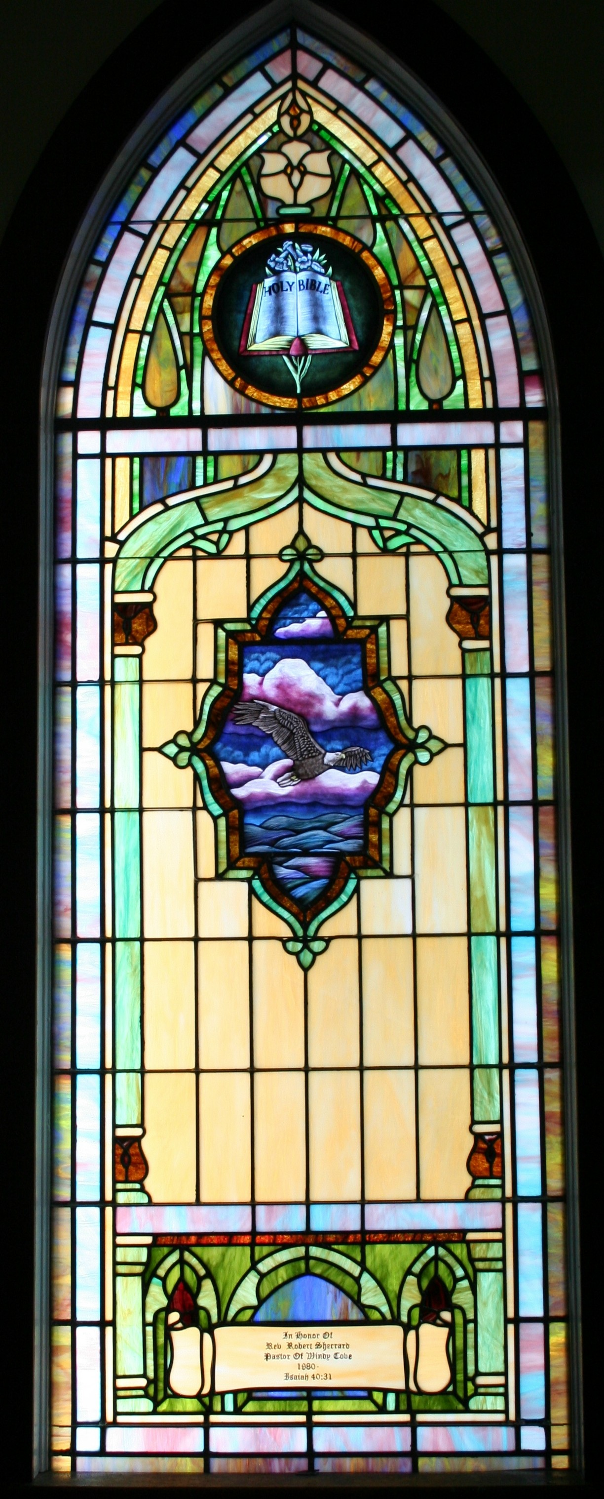 Church Stained Glass Windows Custom Designs Affordable